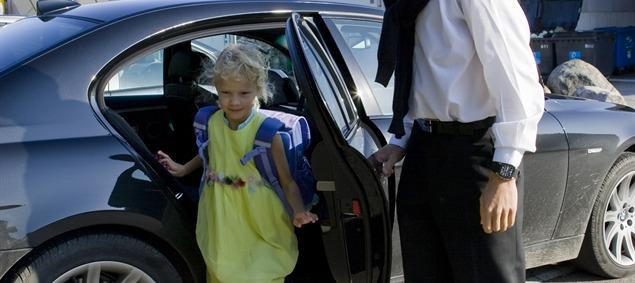 Accompagnare il bambino a scuola in zona a traffico limitato