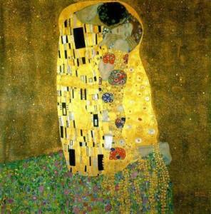 arte bellezza il bacio klimt
