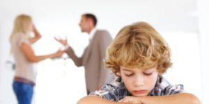 Separazione, quando la difficile relazione con l'ex non tutela il bambino