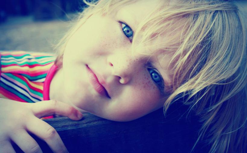 Con i bambini speciali: usare lo sguardo per un contatto profondo