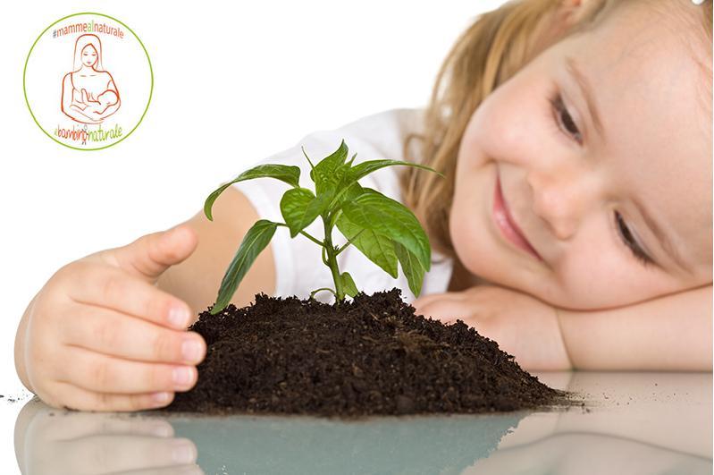 #Mammealnaturale, soluzioni ecologiche per crescere i nostri bambini