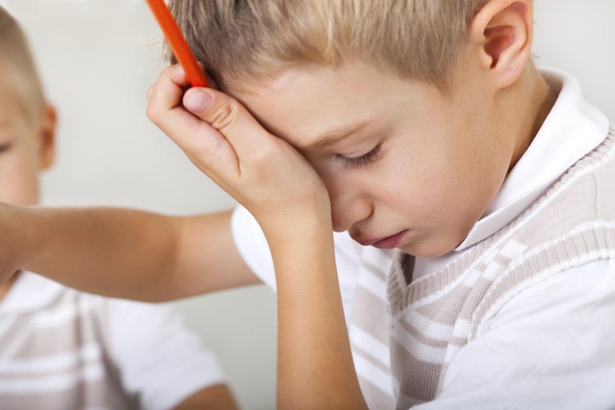 Combattere lo stress nei bambini con i fiori di Bach