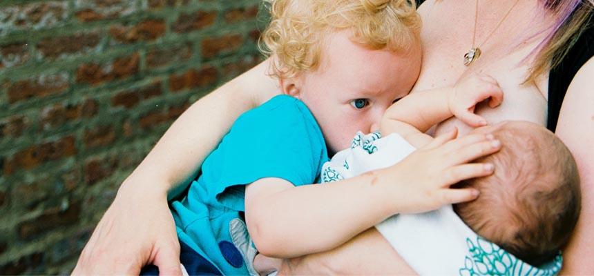 Nuovi motivi a favore dell'allattamento a termine