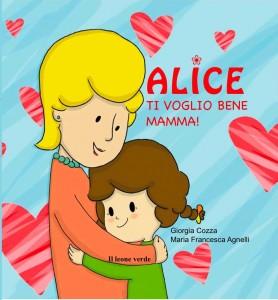 copertina libro su amore bambino mamma