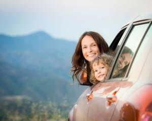 #Mammealnaturale, viaggiare con i bambini: istruzioni per l'uso