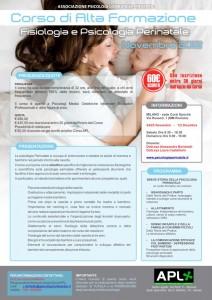 Gravidanza, parto, latte materno, sonno dei bambini in un corso a Milano