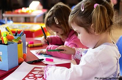 Educazione dei bambini: asilo nido sì o no?